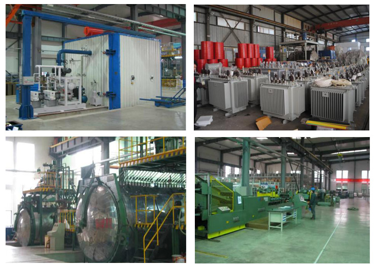 Production process of S11 Type 10kv Series Low Loss Distribution Transformer